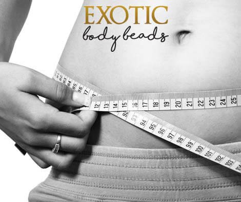 exotic body beads how to measure yourself for waist beads