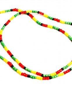 rasta african waist beads