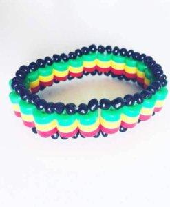rasta bracelet