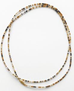 nubian waist beads