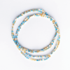 mrembo double strand waist beads