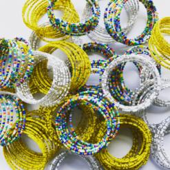 spiral bracelets