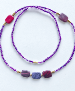 african royalty waist beads