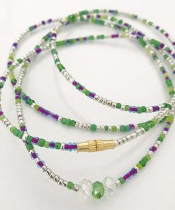 Cancer Zodiac Waist Beads