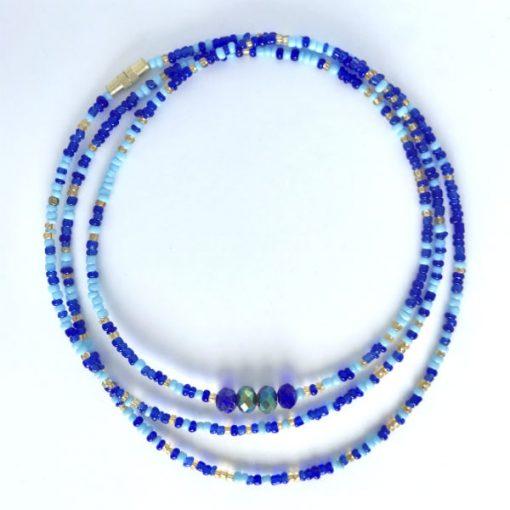 Libra Zodiac Waist Beads