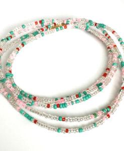 Zari African Waist Beads