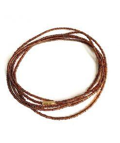Brown Skin African Waist Beads
